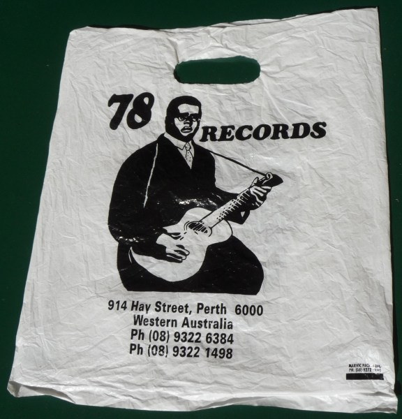 Record Shop Bags Tweenet