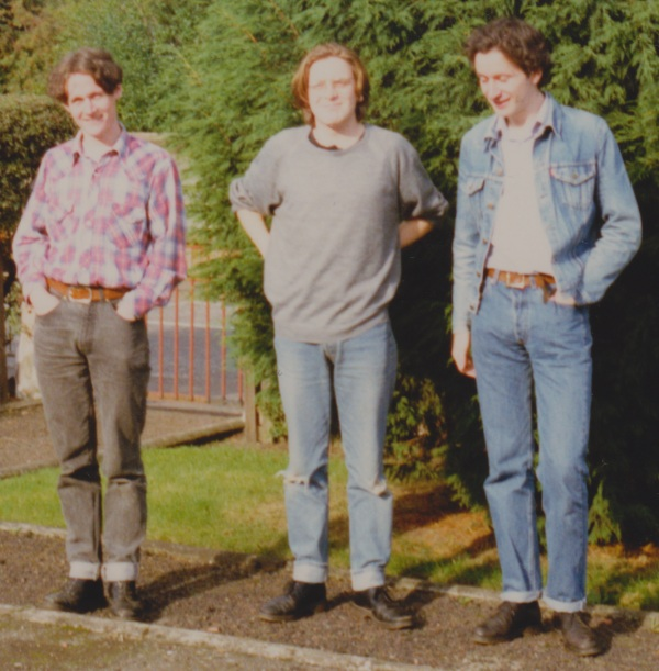 Sill a three piece in Motherwell Sept. 1989